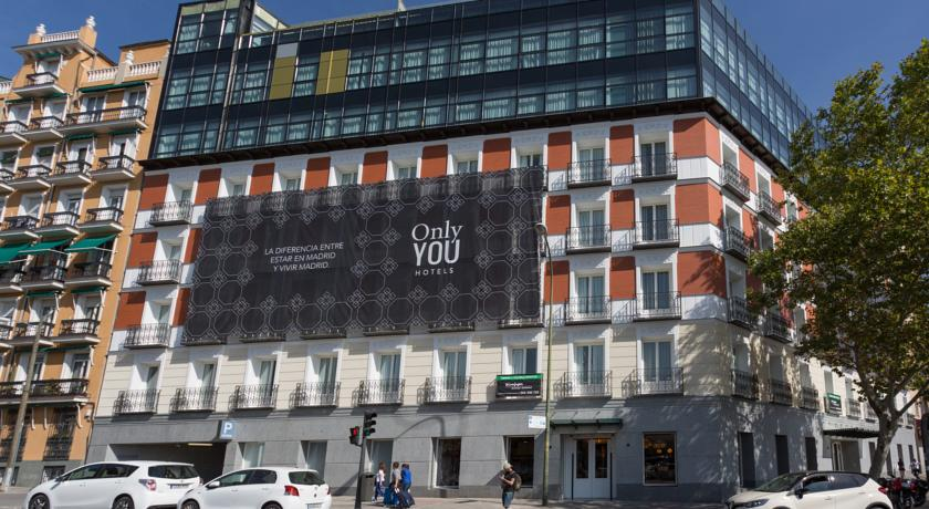 Jornadas 7worlds events and congresses for Only you hotel